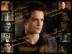 Edward Cullen saga quotes edit for Totally Twilight