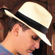 Panama Cuenca Hat - Fedora
