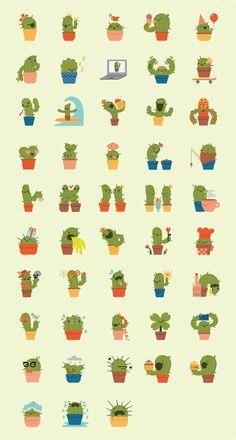 """I <3 Prickly Pear Cactus (""""Espinosito"""") - Jayde A. Cardinalli"""