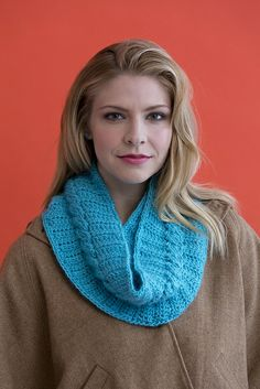 Cable Gal cowl from Top 10 Crocheted Cowls by Vickie Howell  Available @Jo-Ann Fabric and Craft Stores now!  Yarn: Bernat Sheep(ish) by Vickie Howell