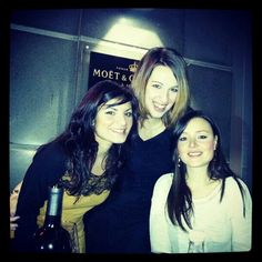 Tonia,Anto & me in the middle :-)