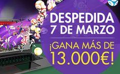 el forero jrvm y todos los bonos de deportes: Bingo Sportium se despide a lo Grande 13.000 euros...