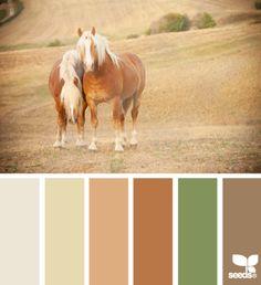 Pasture tones. Perfect for Horsing Around Mae digi by www.someoddgirl.com!