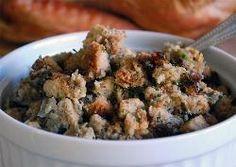 Gluten free traditional stuffing