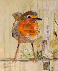 Paper idea of bird