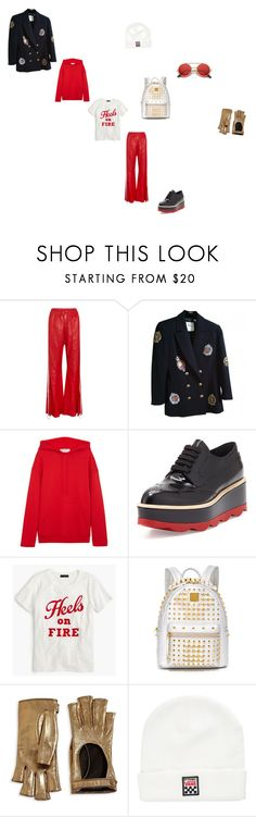 """SMART CASUAL"" by lana-tuz on Polyvore featuring мода, Off-White, Chanel, Balenciaga, Prada, J.Crew, MCM, Gucci, Vans и ZeroUV"