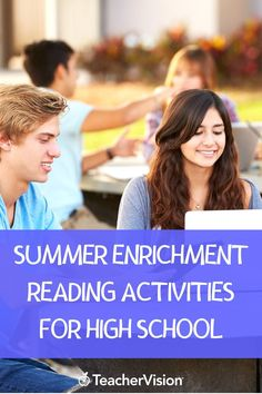 This summer enrichment packet is focused on helping high school students build or freshen reading and writing skills during the summer. It features 4 challenging, standards-aligned activities that combine skill-building with plenty of writing practice. Reading Resources, Reading Activities, Reading Skills, Writing Skills, Teacher Resources, Argumentative Writing, Narrative Writing, Enrichment Activities, Writing Practice