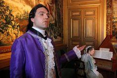 Les Menus-Plaisirs, Vivre au siècle des Lumières, reconstitutions du XVIIIème siècle