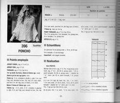 les explications de poncho 396 de Bergère de France 2011 2012 - mamie  jeannette tricote 5583e43fd6d