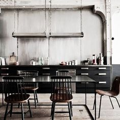 modern interior, modern dining room  craftassociatesfurniture.com approved!