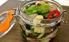 Przekąski - Blog z apetytem Snack Recipes, Snacks, Pickles, Cucumber, Potato Salad, Potatoes, Blog, Vegetables, Ethnic Recipes