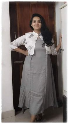 Order contact my WhatsApp number 7874133176 Salwar Neck Designs, Dress Neck Designs, Kurta Designs Women, Bridal Blouse Designs, Frock Fashion, Fashion Dresses, Indian Designer Outfits, Designer Dresses, Kalamkari Dresses