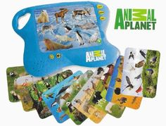 Animal Planet Learning Pad 62238