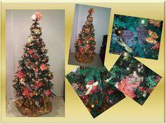 Natal 2015. Árvore pronta e alguns detalhes!!!