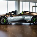Lamborghini Huracan Spyder Lands In Calgary 4