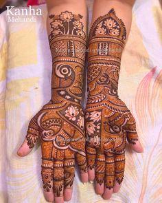 Trendy and Beautiful Bridal Mehndi Designs - Tikli Latest Bridal Mehndi Designs, Full Hand Mehndi Designs, Henna Art Designs, Mehndi Designs For Beginners, Mehndi Designs For Girls, Mehndi Design Photos, Wedding Mehndi Designs, Latest Mehndi Designs, Simple Mehndi Designs