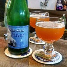 Cerveja Fantôme Hiver, estilo Saison / Farmhouse, produzida por Fantôme, Bélgica. 8% ABV de álcool.