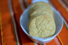 The classic Snickerdoodle Cookie withe the great taste of Chai. 365 Days of Baking & More