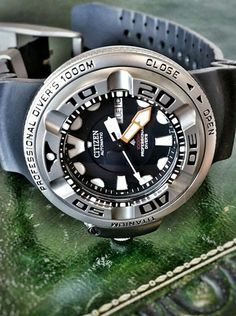 Citizen Citizen Eco-Drive PROFESSIONAL DIVER BJ8050-08E Dive