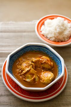 Goan Poached Egg Curry: A tangy, mildly-spiced recipe perfect for a ...