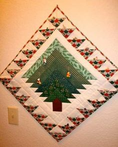 paula3 241x300 Our Christmas Quilts, a Recipe and a Giveaway