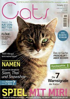 Cat Magazine - Germany