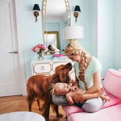 Barefoot Blonde by Amber Fillerup Clark - Page 34 of 299 - Little People, Little Ones, Amber Fillerup Clark, Barefoot Blonde, When I Grow Up, Family Goals, Family Life, Mother And Child, Future Baby