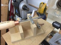 Easy Wood Tools / Midi Lathe Duplicator #1: Making the 'Stands' - by Sawdustonmyshoulder @ LumberJocks.com ~ woodworking community
