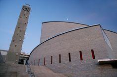 Architect Nikola Basic / Church. Crkva sv. Josipa u Ražinama pokraj Šibenika