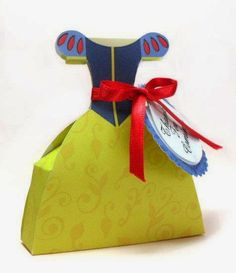 Cute Free Printable Snow White Party Favor Box. - Is it for ...
