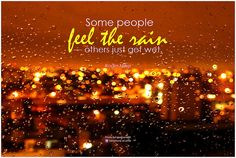 Roger Miller Some people feel the rain - others just get w… | Flickr