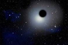 When galaxies collide, black holes can get kicked away from the site of the crash to roam freely through space. The first known such rogue black hole, SDSSJ0927+2943, may be approximately 600 million times the mass of the sun and hurtle through space at a whopping 5.9 million mph (9.5 million kph). Hundreds of rogue black holes might wander the Milky Way.