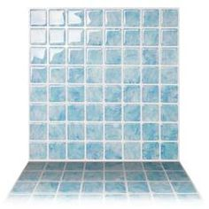 Tic Tac Tiles - the top quality peel and stick wall tiles for a quick and easy upgrade. The self-adhesive tiles are more than just a sticker. With its realistic texture and high-quality look, Tic Tac Tiles can remarkably transform your space in ju Removable Backsplash, Backsplash Wallpaper, Bathroom Wallpaper, Backsplash Tile, Wall Stickers Wallpaper, Wall Stickers Murals, Stick On Kitchen Backsplash, Cleaning Car Upholstery, Tic Tac Tiles