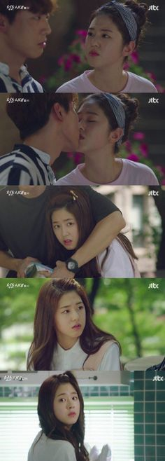 [Spoiler] 'Age of Youth' Park Hye-soo and Shin Hyun-soo wake up your dormant love cells