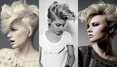 Mohawk Hairstyles For Women That Have Something To Say   Hairstyles, Haircuts and Hair Colors On Hairdrome.com