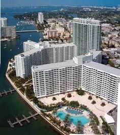 Aerial Photo Of The Flamingo South Beach