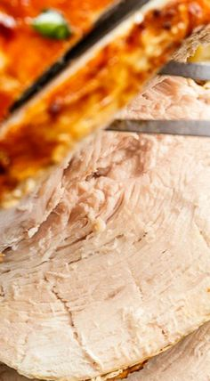 One Pan Juicy Herb Roasted Turkey & Potatoes With Gravy