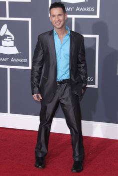 Mike The Situation Sorrentino at the 52nd Annual Grammy Awards!