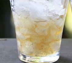 Cream Soda  If you like Cream Soda, you will LOVE this. Sweet cream carbonation taste.