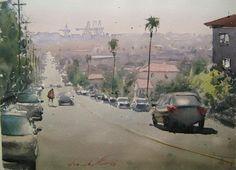 "Frank Eber. ""San Pedro Views"""