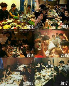 EXO was when I became an exo-l 💖 I will never forget these kind of moments Luhan, Kaisoo, Exo Kai, Chanbaek, Park Chanyeol, Exo 2014, Exo Album, Exo Official, Exo Lockscreen