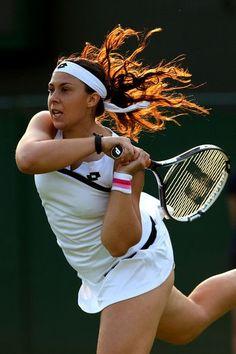 Marion Bartoli (France) - 2013 Wimbledon Ladies SIngles Second Round