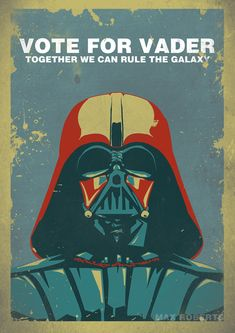 Vote Vader