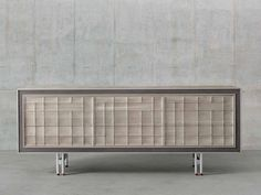Wooden sideboard with doors A-613 by Dale Italia   design Arbet Design