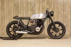 YAMAHA XS750 -77 by 6/5/4 Motors