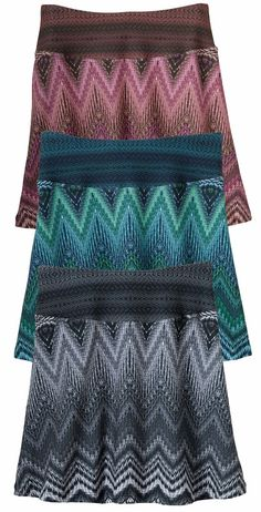 The color palettes of these #prAna Corbin Skirts are so stunning.