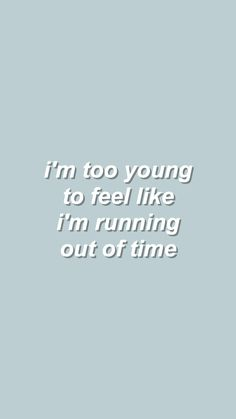 i get so scared // miley cyrus