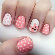 Красивый и простой маникюр (33 фото) - Дизайн ногтей