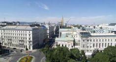 Panorama Wien vom Gebäude ,,,