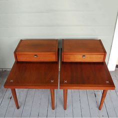 American Of Martinsville Tables, $958, now featured on Fab. My parents had these in their bedroom!